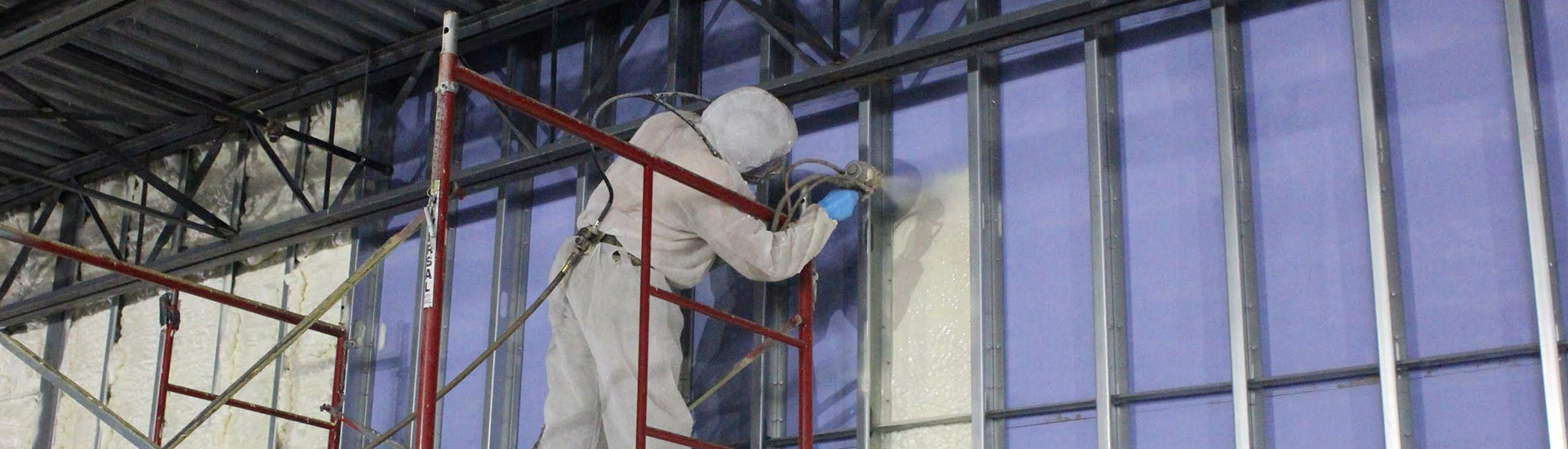 Commercial Insulation Contractors Spray Foam Insulation